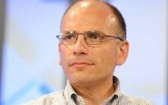 Enrico Letta, vicesegretario Pd,
