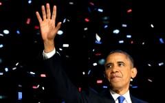 Obama dopo la vittoria