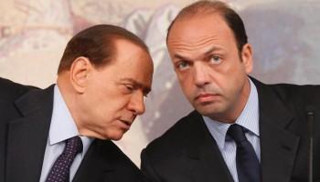 Crisi Pdl: lo scontro Alfano Berlusconi si acuisce