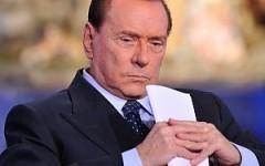 Silvio Berlusconi, presentazione delle liste pdl