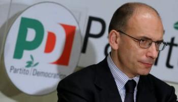 Enrico Letta, vicesegretario nazionale PD