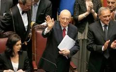 giuramento Napolitano