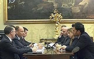 Incontro in streaming tra Enrico Letta e M5S