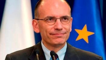 Enrico Letta, Presidente del Consiglio italiano