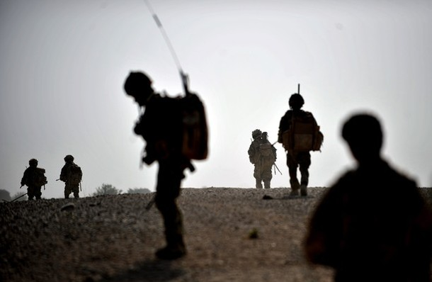 Soldati in afghanistan