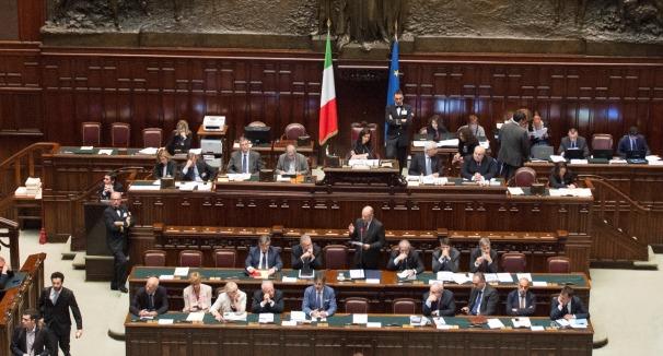 Il Governo Letta alla Camera