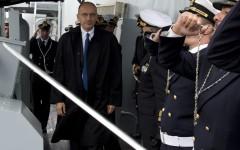 Letta a Malta sulla nave Durand De La Penne
