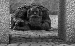 Alfred Hrdlicka, Der straßenwaschende Jude - Ebreo che lava la strada