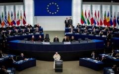 Pape_François_Parlement_européen_Strasbourg_25_nov_2014_15